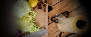 Brug Snupit Wrapper til foliering af fødevarer.